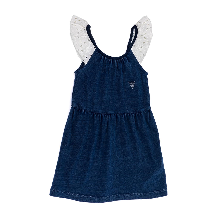 GUESS KIDS – Παιδικό φόρεμα GUESS KIDS μπλε