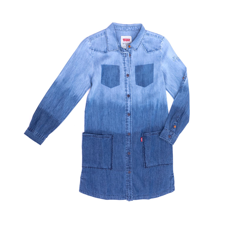 LEVI'S KIDS – Παιδικό φόρεμα LEVI΄S μπλε
