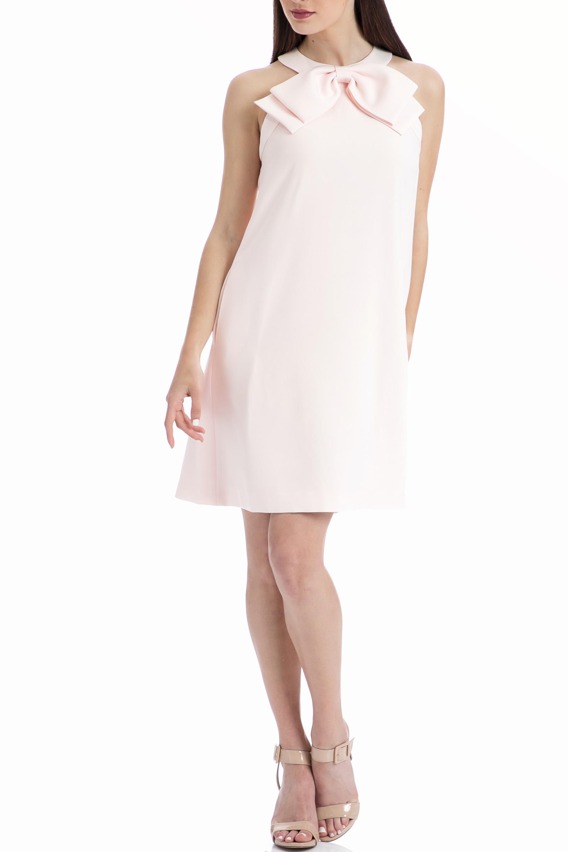 TED BAKER - Γυναικείο φόρεμα Ted Baker ροζ γυναικεία ρούχα φορέματα μίνι