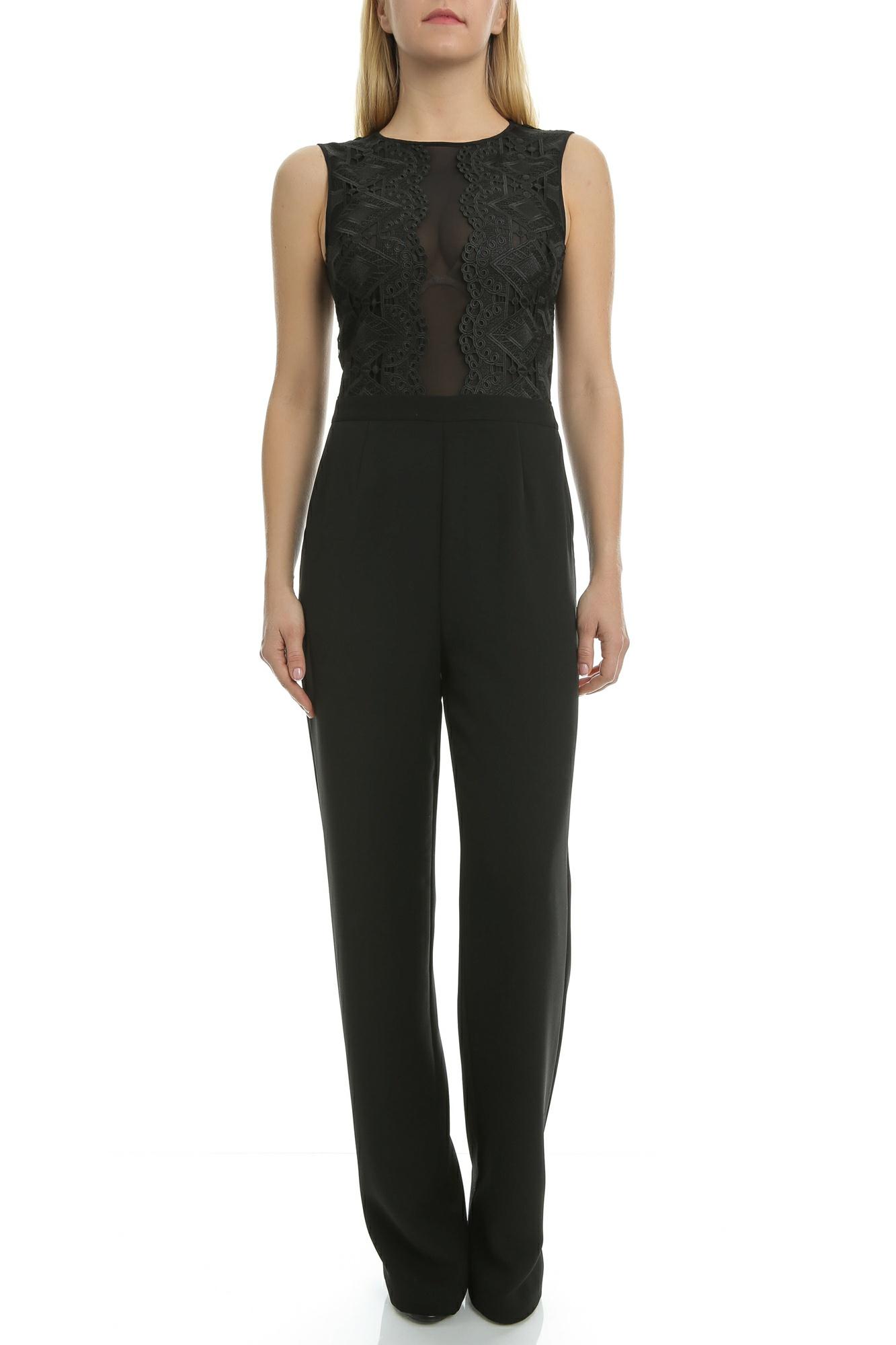 b76dfbbef4f1 JUICY COUTURE - Γυναικεία ολόσωμη φόρμα Juicy Couture μαύρη