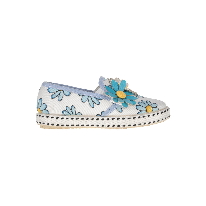 MONNALISA SHOES – Slip-on παπούτσια MONNALISA SHOES MARGHERITE φλοράλ