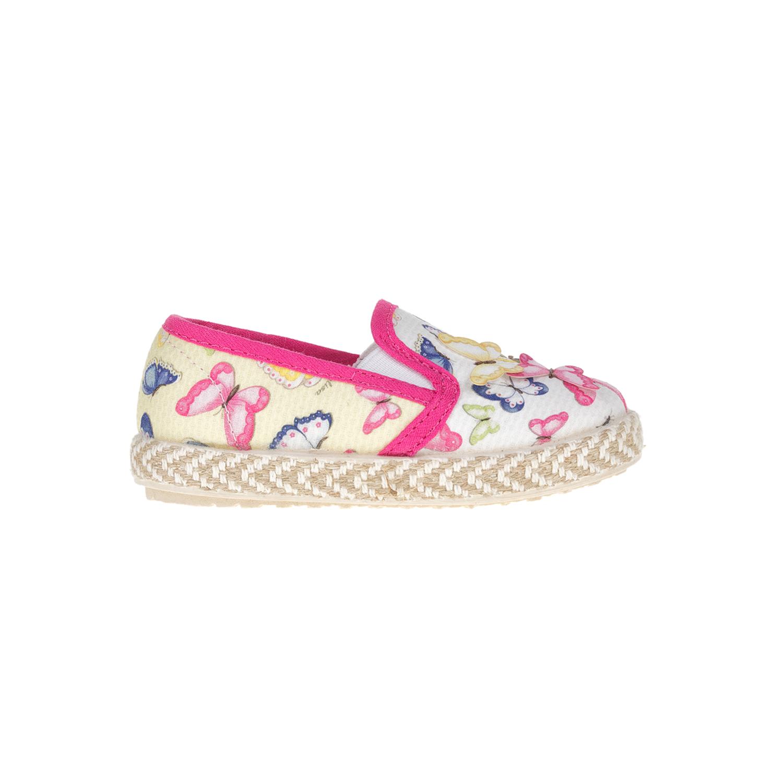 MONNALISA SHOES – Slip-on παπούτσια MONNALISA SHOES FARFALLINE με πεταλούδες