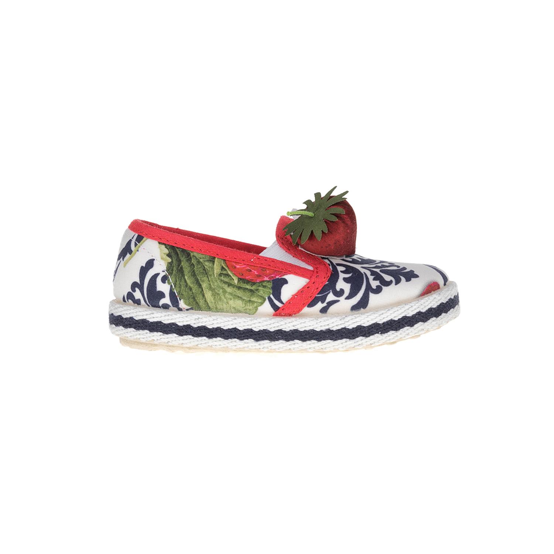 MONNALISA SHOES – Slip-on παπούτσια MONNALISA SHOES FRAGOLE LIBERTY