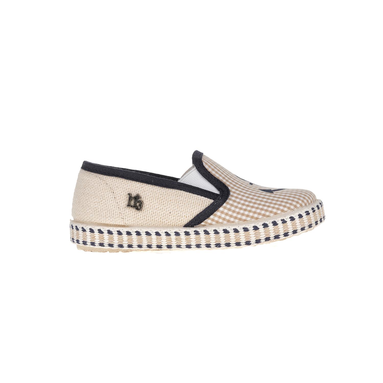 MONNALISA SHOES – Slip-on παπούτσια MONNALISA SHOES ANCORA H+3 μπεζ
