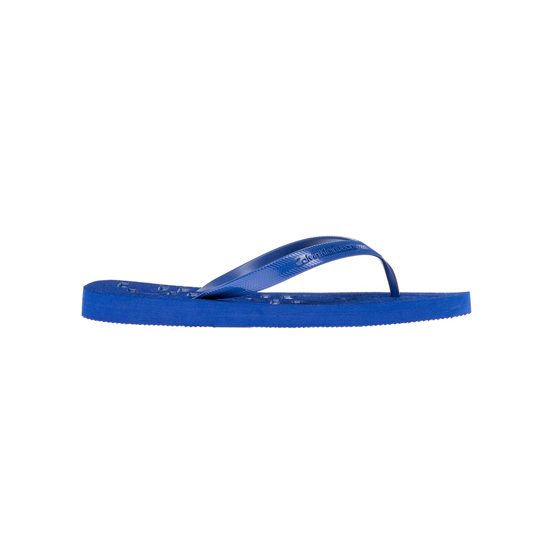CALVIN KLEIN JEANS - Αντρικές σαγιονάρες CALVIN KLEIN JEANS μπλε