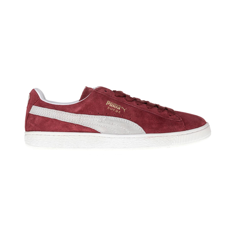 PUMA – Αντρικά παπούτσια Suede Classic+ PUMA κόκκινα