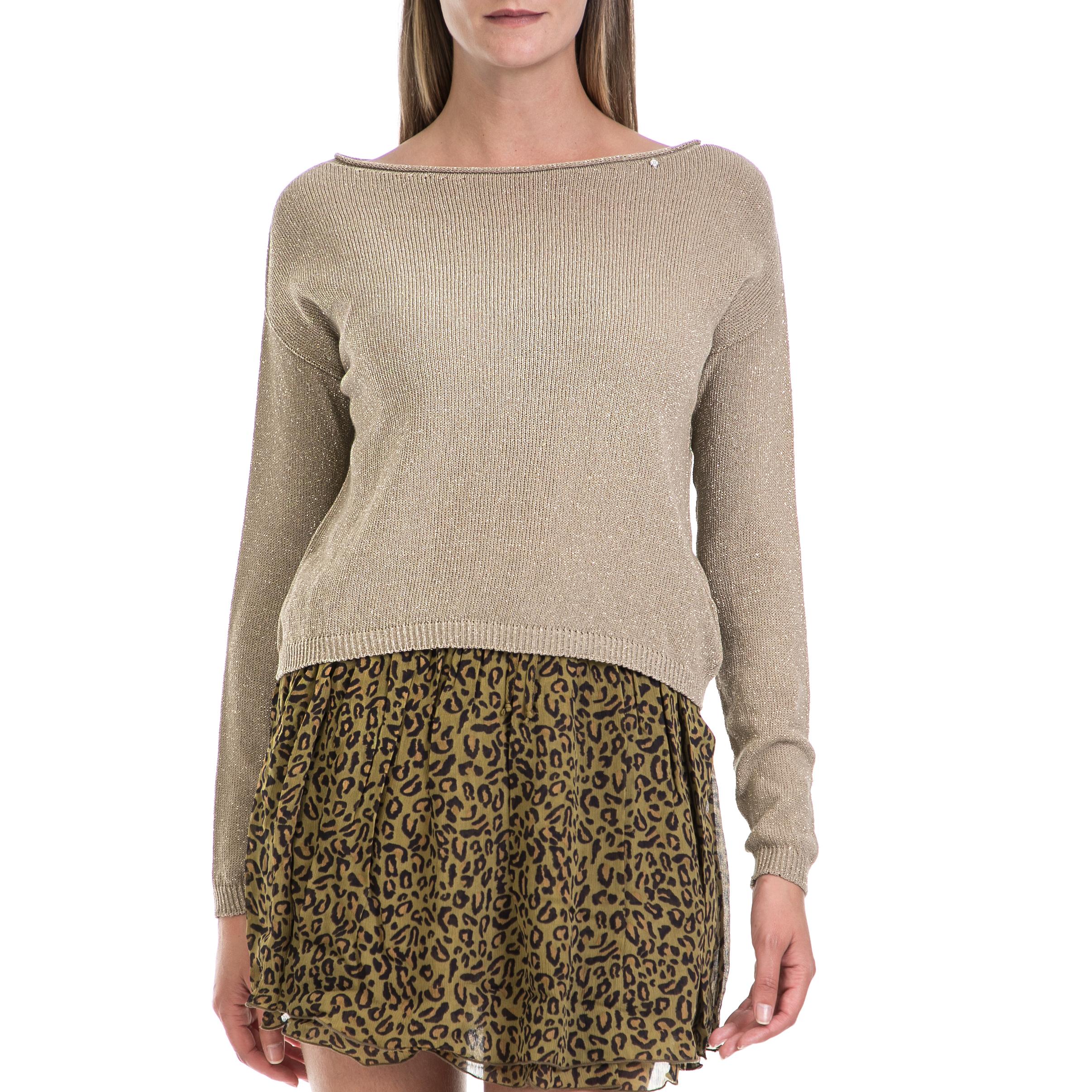 Γυναικεία   Ρούχα   Πλεκτά   Πουλόβερ   Γυναικεία μπλούζα Lalli ... 0cbe851c69a