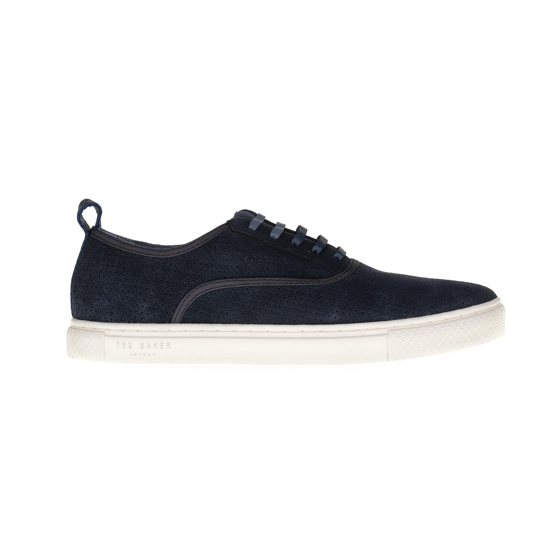 TED BAKER – Αντρικά παπούτσια ODONEL TED BAKER μπλε