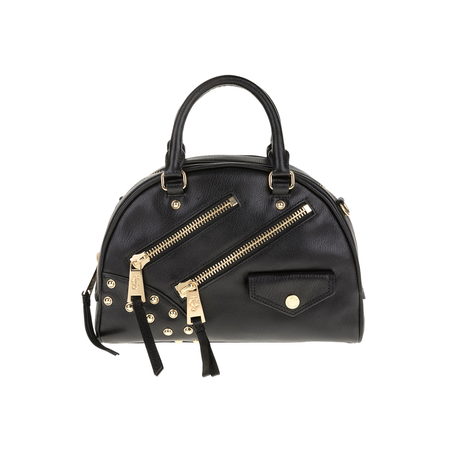 JUICY COUTURE - Γυναικεία τσάντα JUICY COUTURE OLYMPIC μαύρη 71d72c5513b