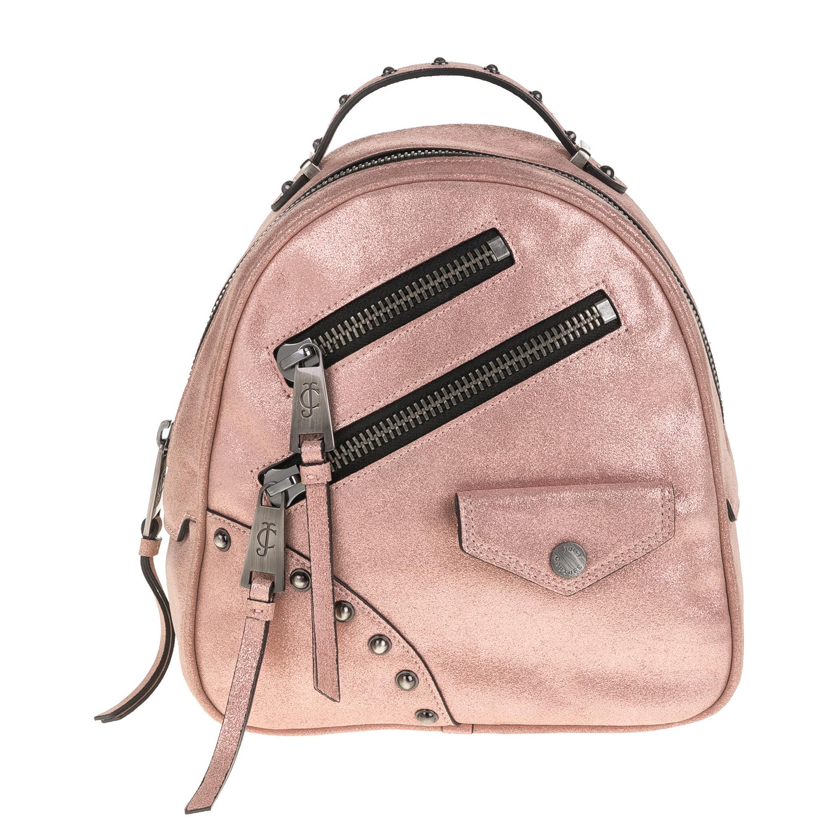 JUICY COUTURE – Γυναικείο σακίδιο πλάτης JUICY COUTURE ροζ 1532917.0-00P4