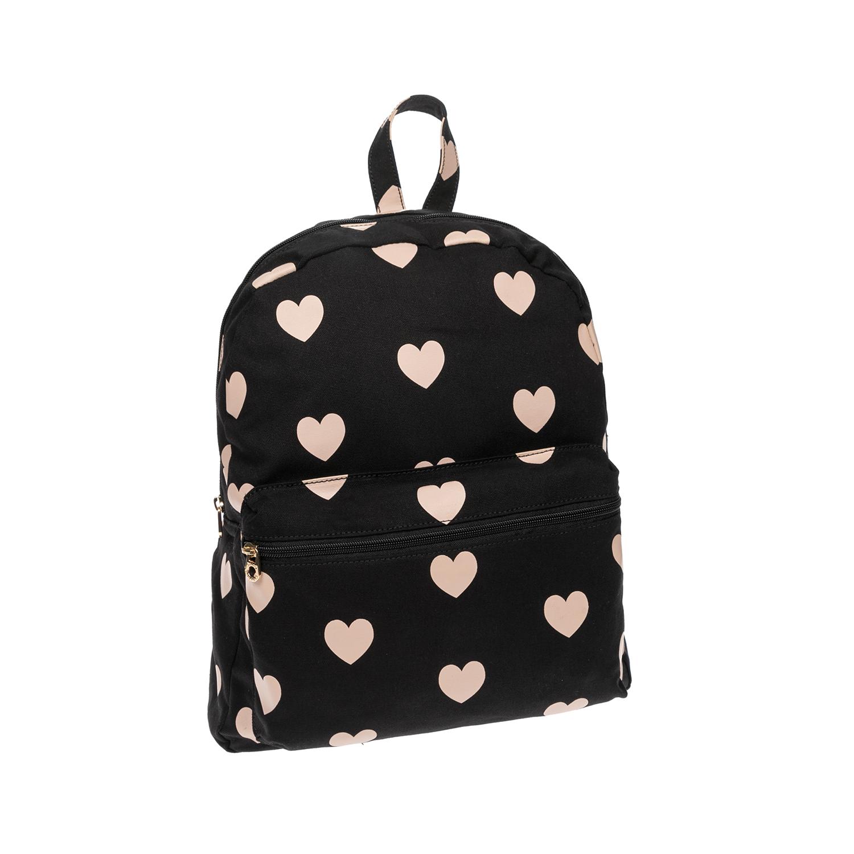 JUICY COUTURE – Τσάντα πλάτης JUICY COUTURE μαύρη 1532934.0-0071