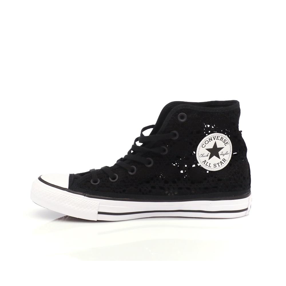 CONVERSE – Γυναικεία παπούτσια Chuck Taylor AS Core HI μαύρα
