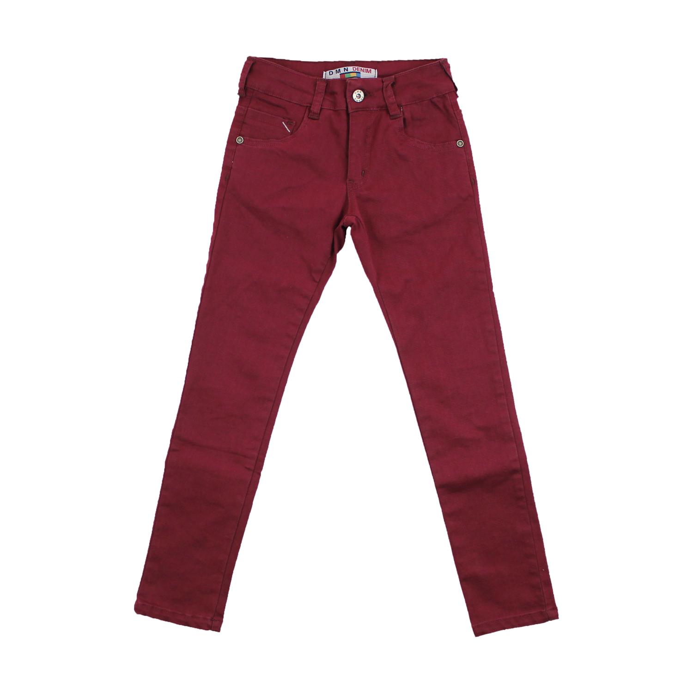 DMN – Παιδικό παντελόνι DMN μπορντώ