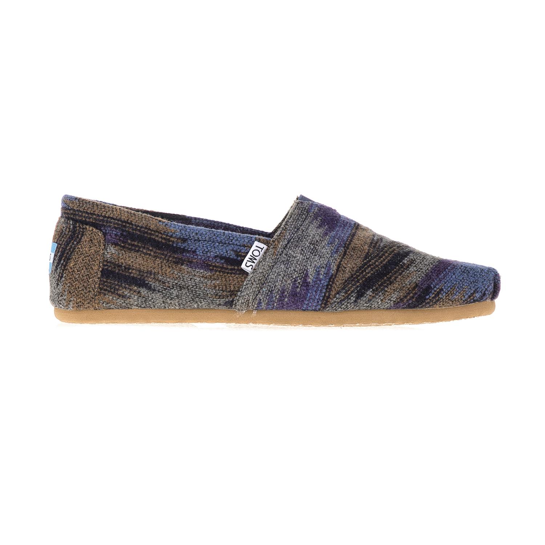 TOMS - Ανδρικές εσπαντρίγιες TOMS πολύχρωμες ανδρικά παπούτσια εσπαντρίγιες