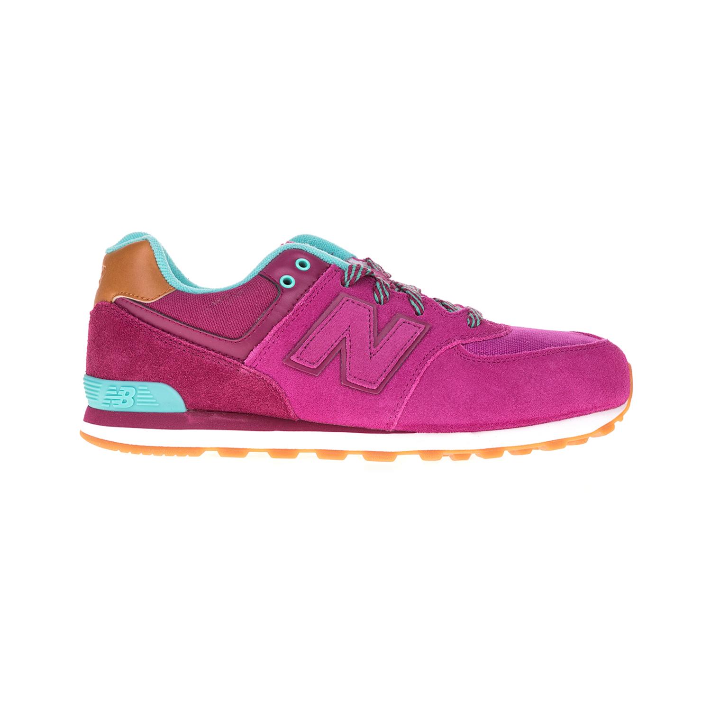 NEW BALANCE – Παιδικά παπούτσια KL574NFG NEW BALANCE μοβ