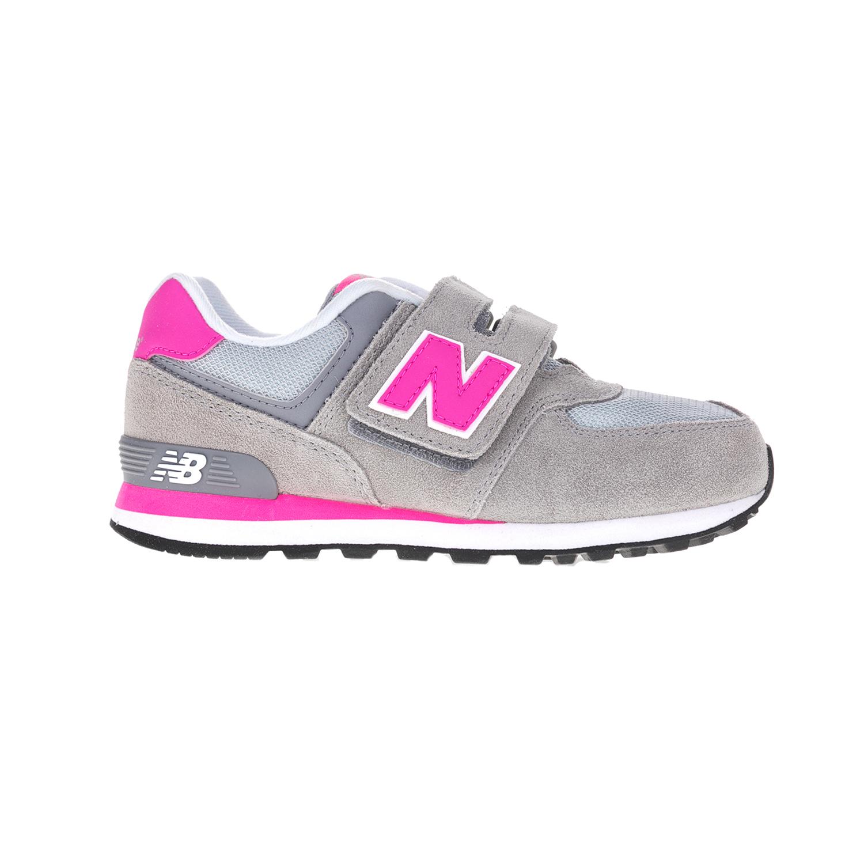 NEW BALANCE – Αθλητικά παπούτσια KV574CDY NEW BALANCE γκρι-ροζ