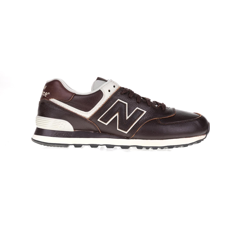 NEW BALANCE – Αντρικά παπούτσια ML574LUA NEW BALANCE καφέ