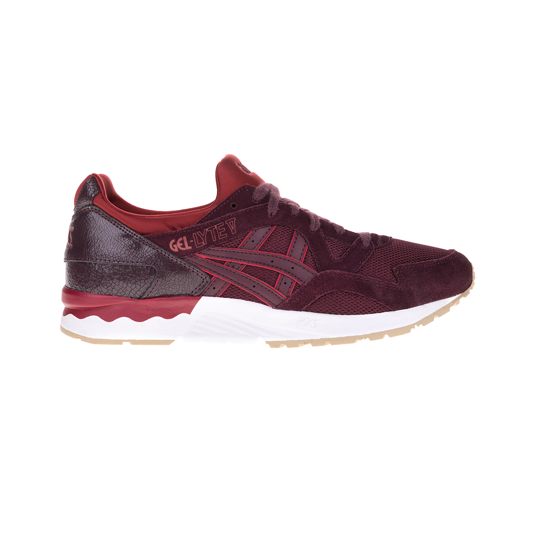 ASICS – Unisex παπούτσια GEL-LYTE V ASICS κόκκινα
