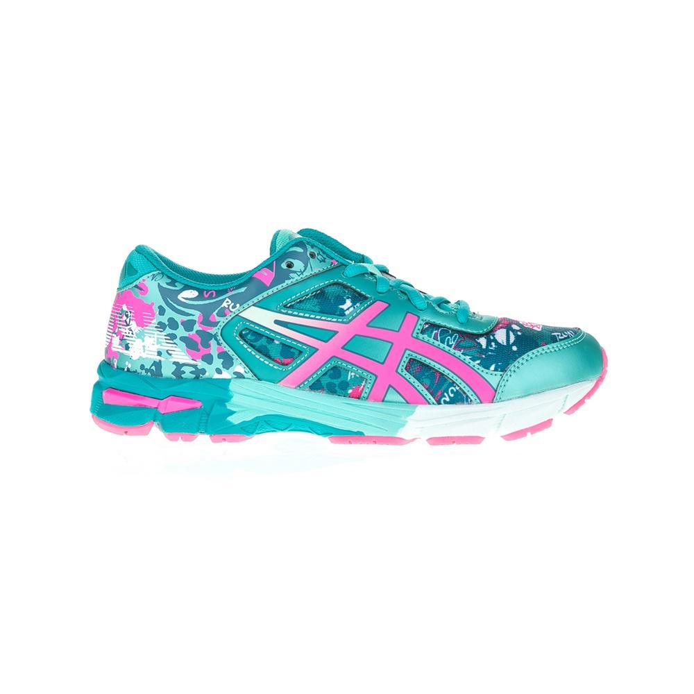 ASICS – Αθλητικά παπούτσια GEL-NOOSA TRI 11 GS ASICS πράσινα-ροζ