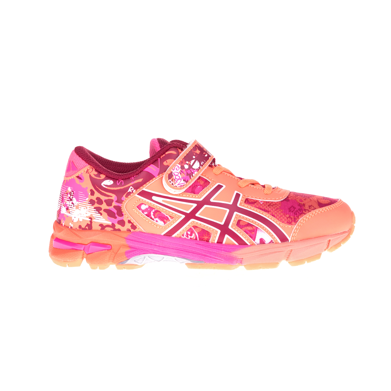 ASICS - Αθλητικά παπούτσια 1PS GEL-NOOSA TRI PS ASICS πορτοκαλί-ροζ παιδικά girls παπούτσια αθλητικά