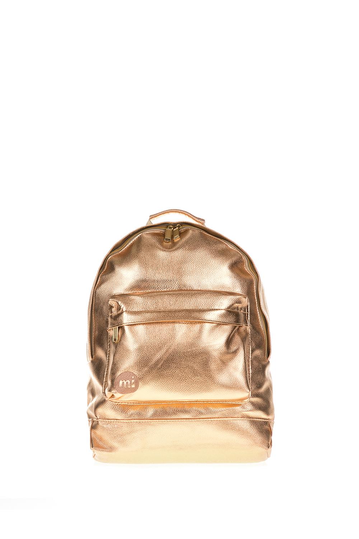 MIPAC – Γυναικεία τσάντα πλάτης Mi-Pac Metallic χρυσή 1537236.0-P3W1