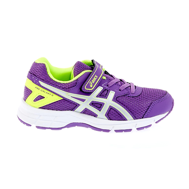 ASICS - Παιδικά παπούτσια Asics PRE GALAXY 9 PS μωβ παιδικά boys παπούτσια αθλητικά