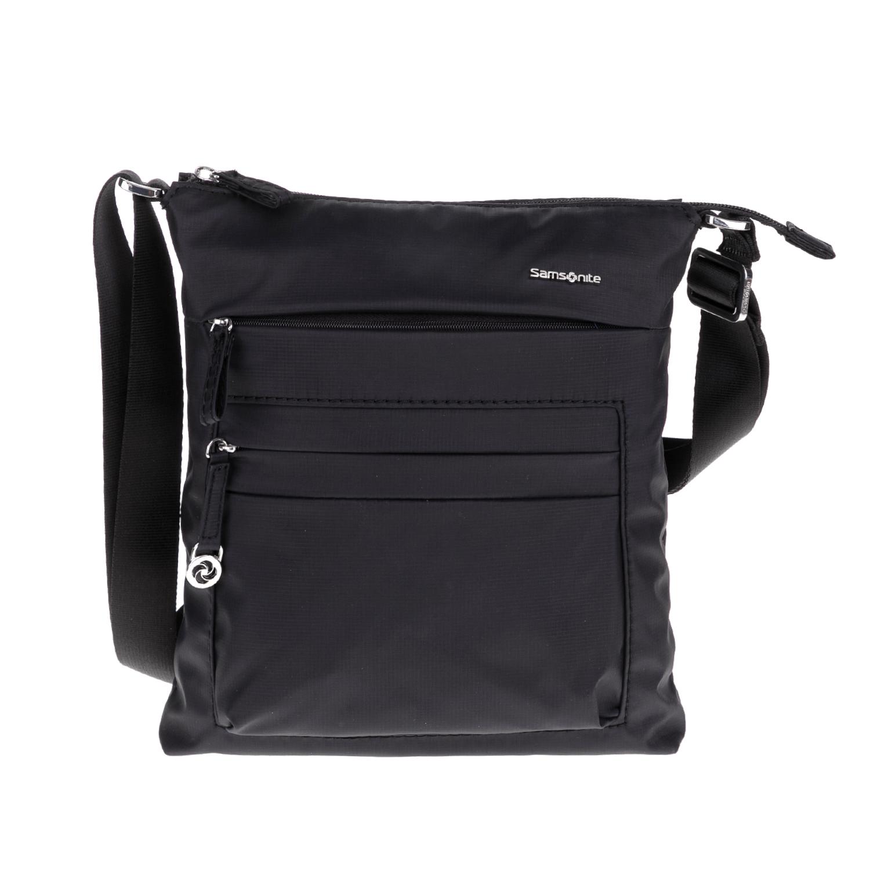 SAMSONITE - Τσάντα ώμου MOVE 2.0 MINI SHOULDER BAG μαύρη γυναικεία αξεσουάρ τσάντες σακίδια ωμου