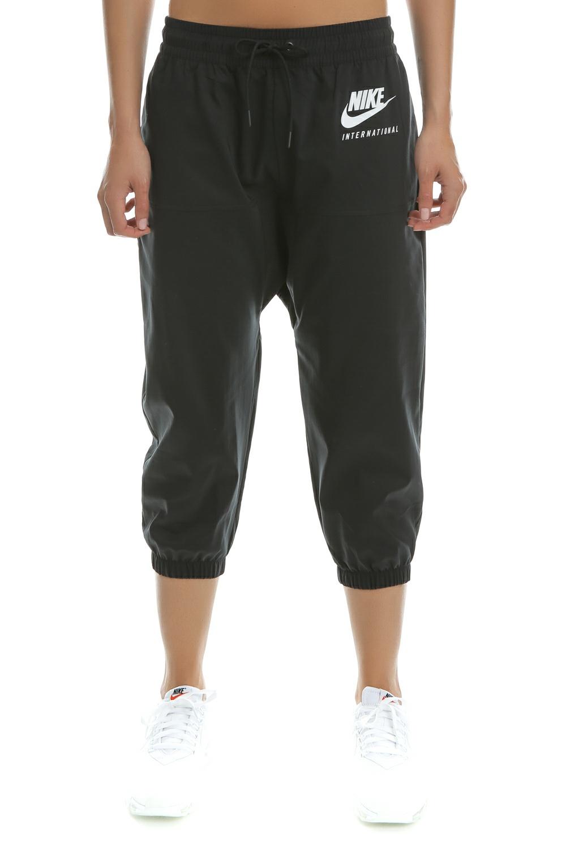 NIKE – Γυναικείο παντελόνι φόρμας Nike INTL CPRI μαύρο