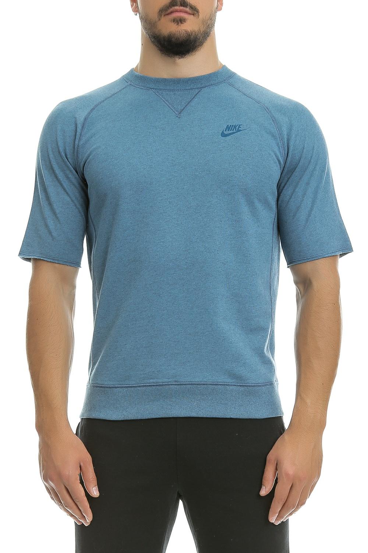 NIKE – Κοντομάνικη μπλούζα Nike μπλε