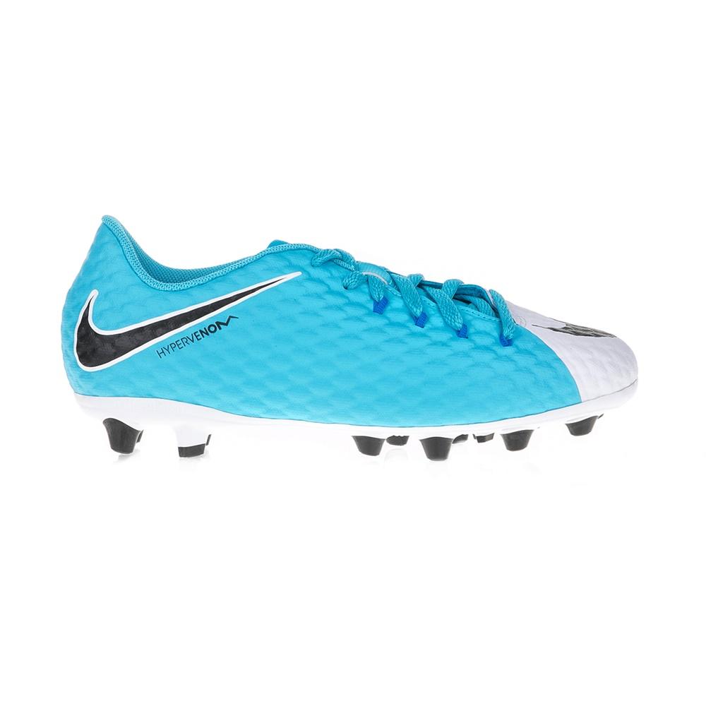 NIKE – Παιδικά παπούτσια ποδοσφαίρου JR HYPERVENOM PHELON 3 AG-PRO μπλε
