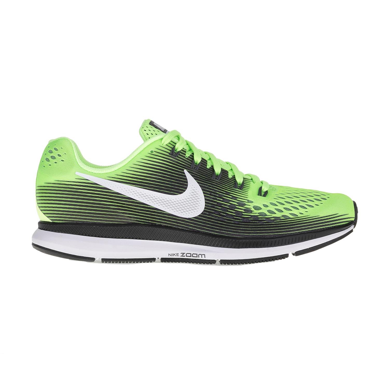 NIKE – Ανδρικά παπούτσια για τρέξιμο Nike AIR ZOOM PEGASUS 34 πράσινα