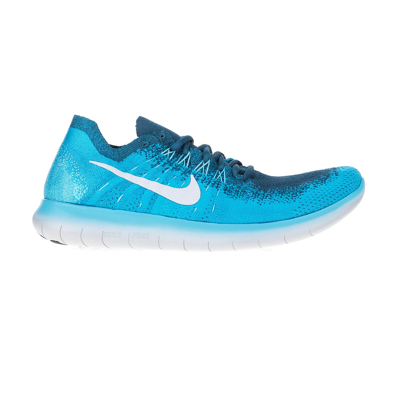 NIKE – Ανδρικά παπούτσια για τρέξιμο NIKE FREE RN FLYKNIT 2017 μπλε