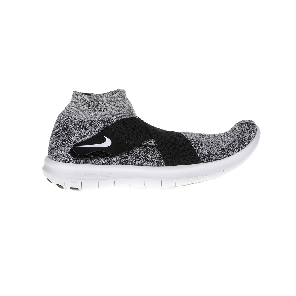 NIKE – Γυναικεία αθλητικά παπούτσια Nike FREE RN MOTION FK 2017 γκρι