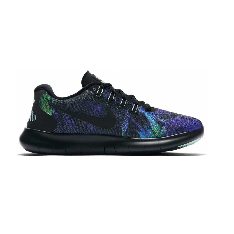 NIKE – Γυναικεία αθλητικά παπούτσια Nike FREE RN 2 SOLSTICE μαύρα