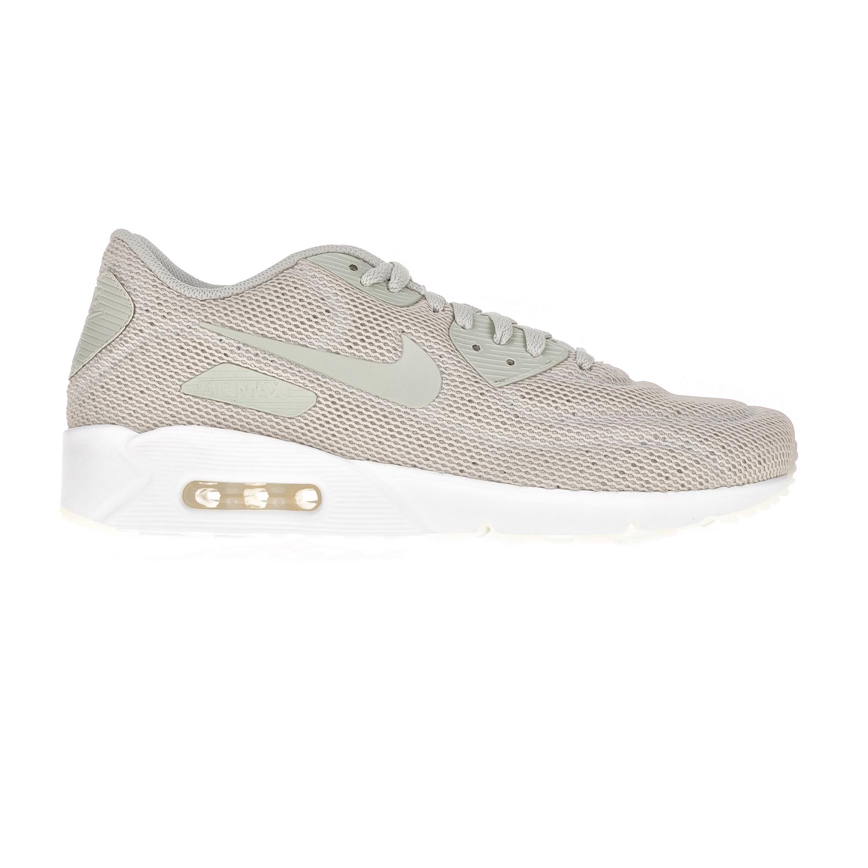 NIKE – Ανδρικά αθλητικά παπούτσια NIKE AIR MAX 90 ULTRA 2.0 BR μπεζ-λευκά
