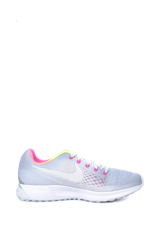 NIKE – Ανδρικά παπούτσια τρεξίματος NIKE AIR ZOOM PEGASUS 34 BE TRUE γκρι