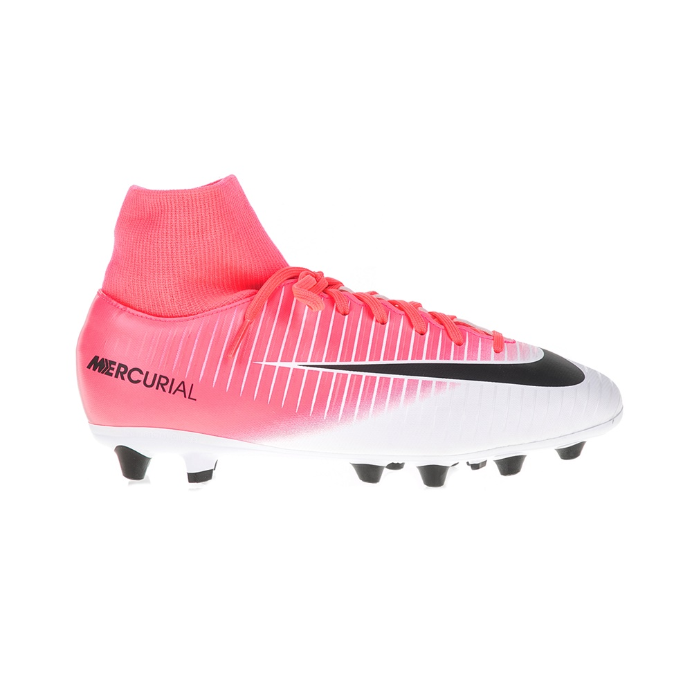 NIKE - Παιδικά παπούτσια ποδοσφαίρου JR MERCURIAL VICTRY 6 DF AG-PRO ροζ
