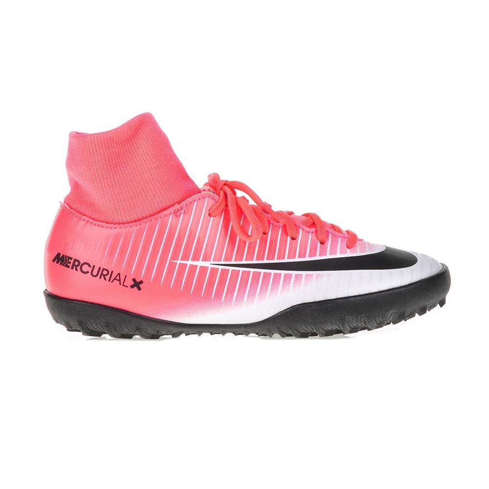 NIKE - Παιδικά παπούτσια ποδοσφαίρου JR MERCURIALX VICTORY 6 DF TF ροζ