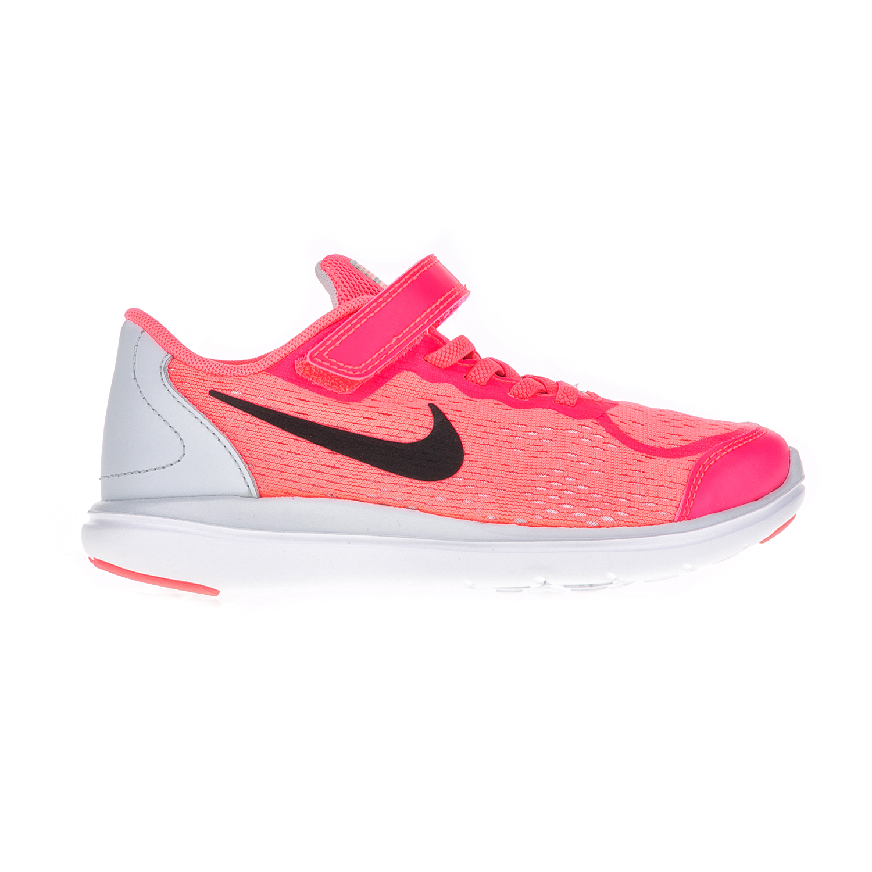NIKE – Παιδικά αθλητικά παπούτσια NIKE FLEX 2017 RN (PSV) ροζ