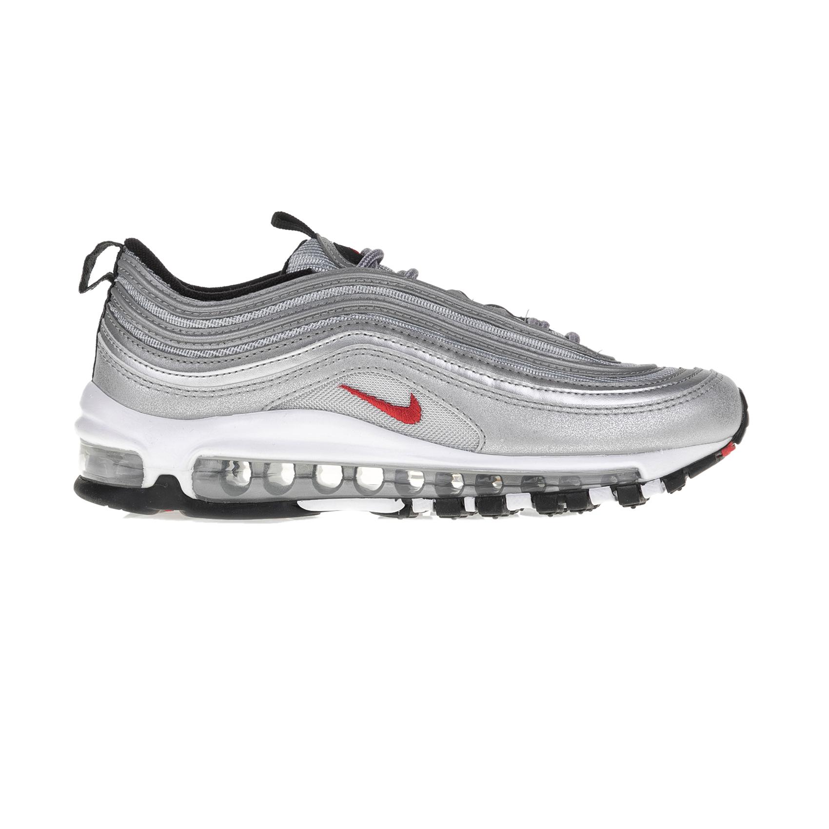 NIKE – Παιδικά αθλητικά παπούτσια Nike AIR MAX 97 QS (GS) ασημί