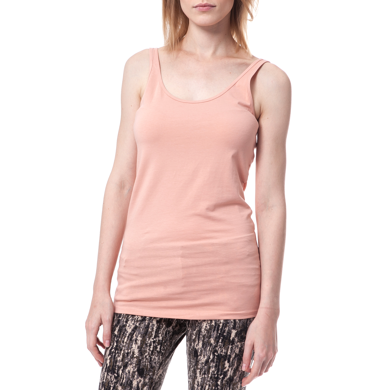 8aaa01032af9 GARCIA JEANS - Γυναικεία μπλούζα Garcia Jeans ροζ