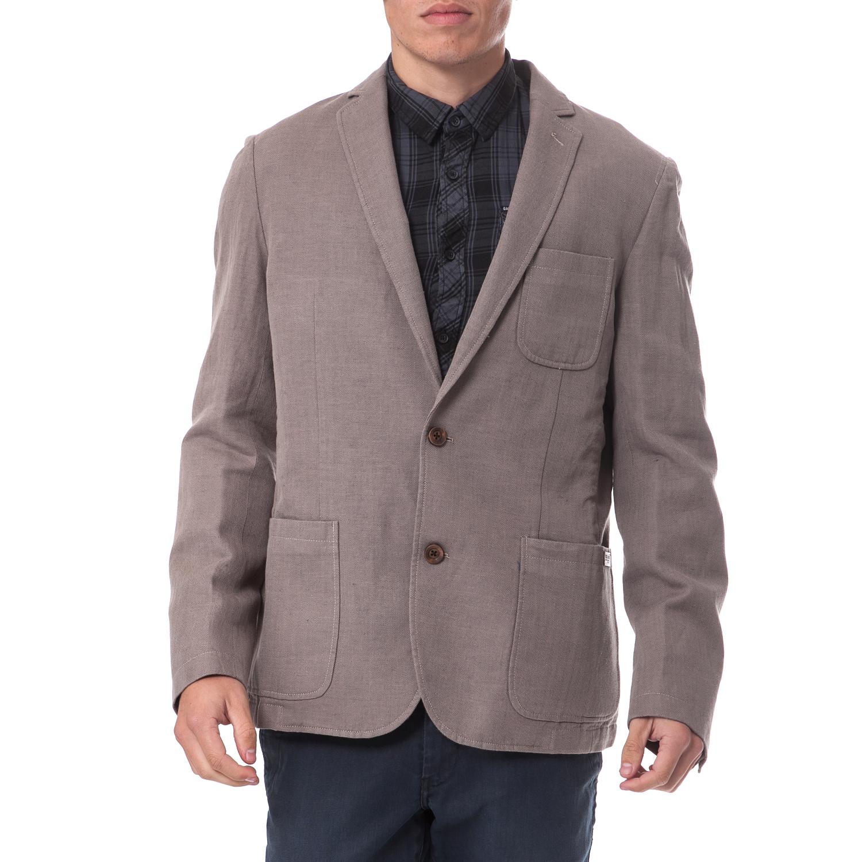 GARCIA JEANS – Ανδρικό σακάκι Garcia Jeans μπεζ