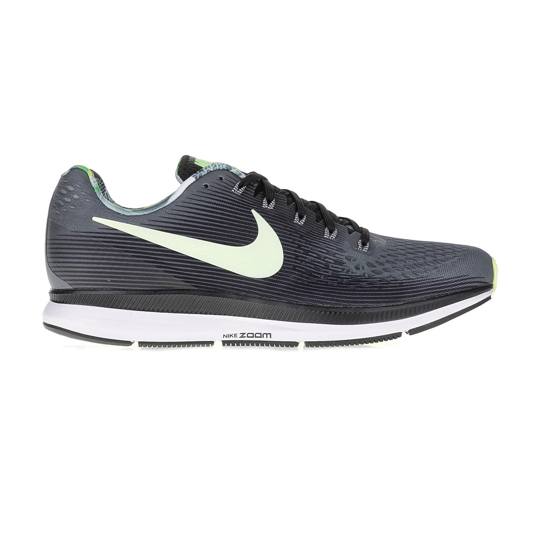 NIKE - Ανδρικά αθλητικά παπούτσια ΝΙΚΕ AIR ZOOM PEGASUS 34 SOLSTICE μαύρα-γκρι