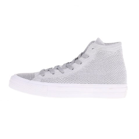 CONVERSE-Unisex sneakers CTAS FLYKNIT HI γκρι
