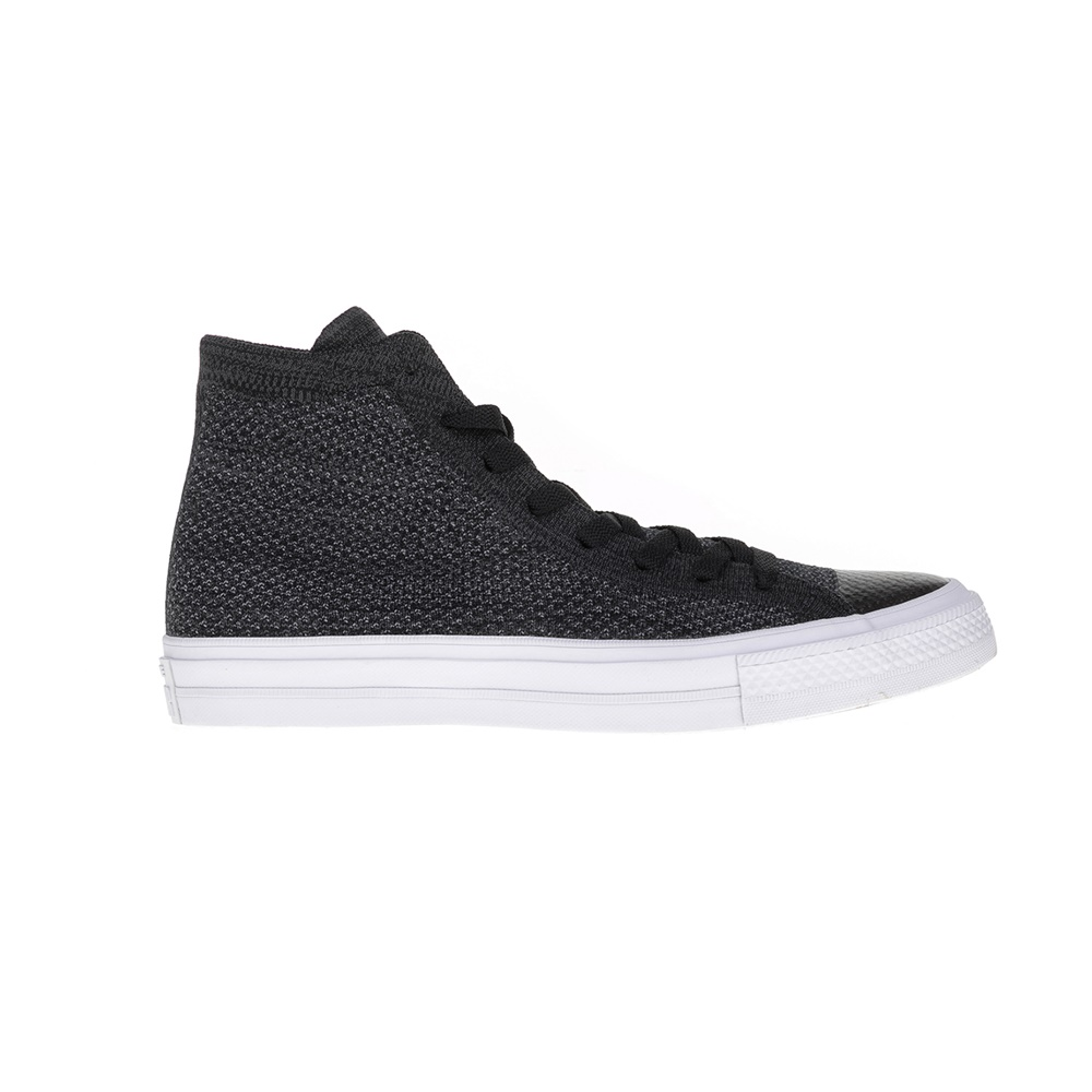 CONVERSE – Unisex παπούτσια Chuck Taylor All Star NIKE FLYKNIT HI μαύρα