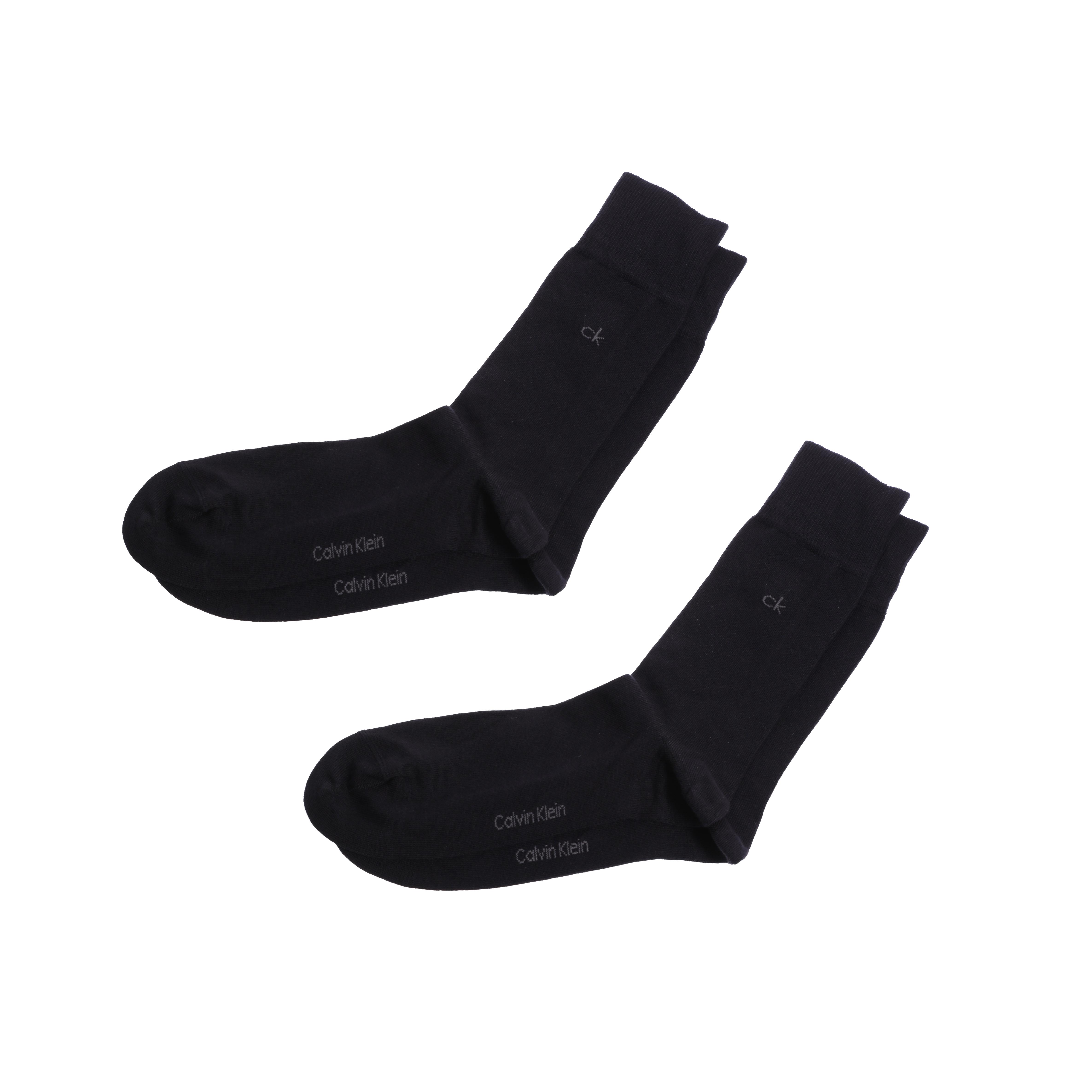 CK UNDERWEAR – Ανδρικό σετ κάλτσες Calvin Klein μαύρες