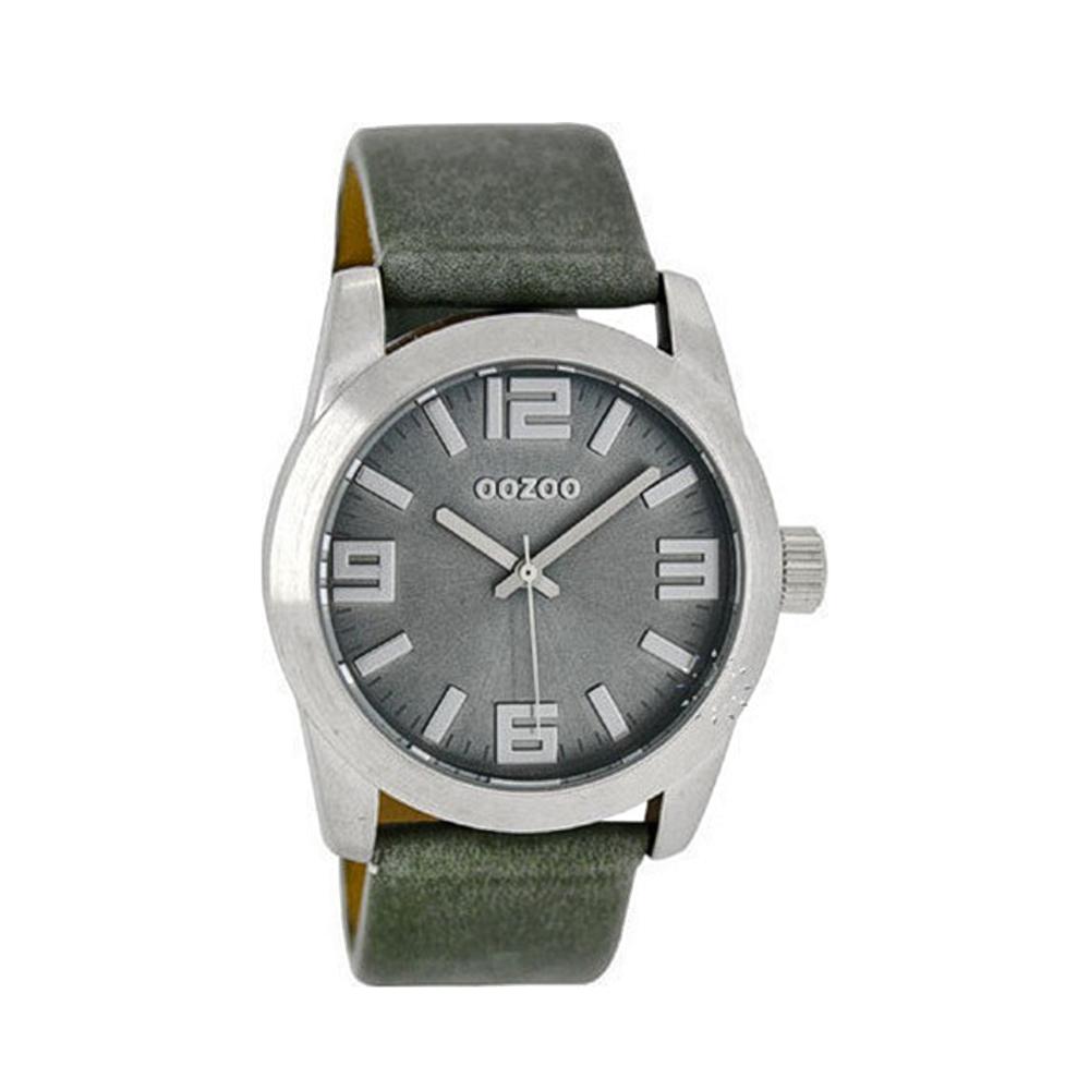 OOZOO – Γυναικείο ρολόι OOZOO γκρι