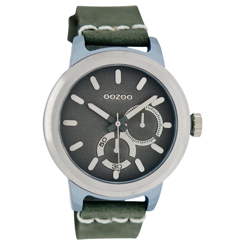 OOZOO – Ρολόι OOZOO πράσινο