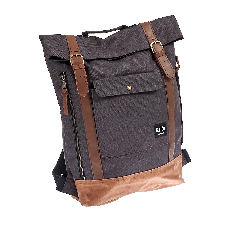 G.RIDE – Τσάντα πλάτης G.Ride γκρι