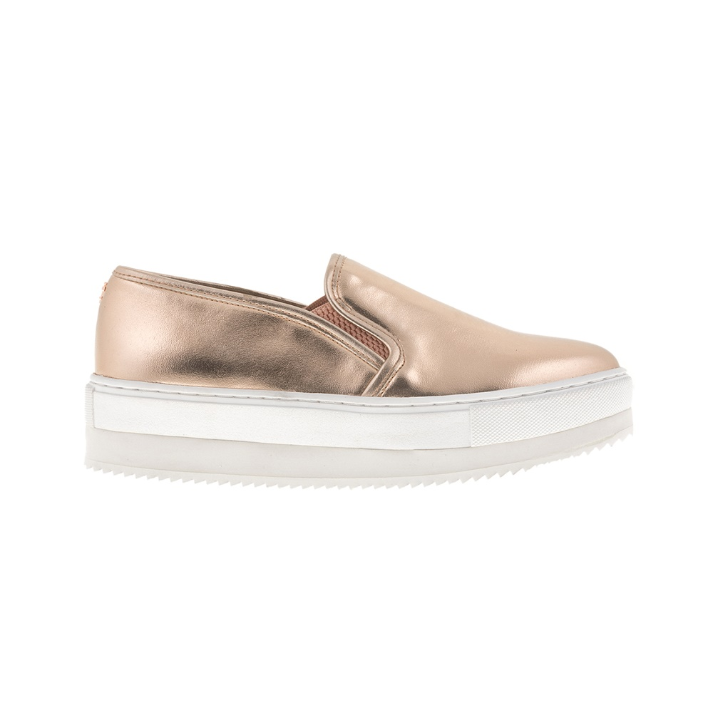 JUICY COUTURE – Γυναικεία παπούτσια JUICY COUTURE SHERENE μπρονζέ